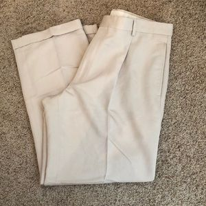 EUC 36x30 Claiborne Cuffed Dress Pant
